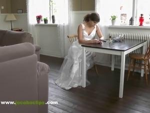 Anal Bride - Jocobo.com - Tied & Fucked Ass Slavegirl