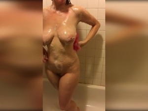 After Sex Sudsy Shower