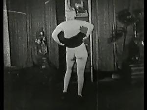 mom dancing, stripping & fucking - circa 40s