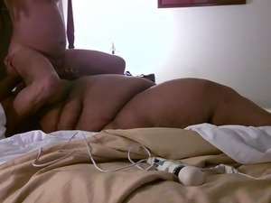 SSBBW Eating My Ass & Sucking My Dick