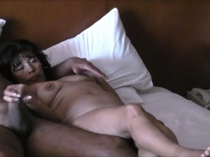 ASIAN WIFE MASTURBATE WITH BEER BOTTLE