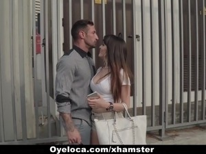 Oyeloca - Hot Latina Fucked By Soccer Player