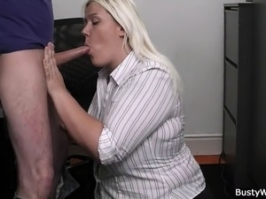 Hot blonde secretary office fuck Busty-work, Blonde-secretary, Hot-blonde,...