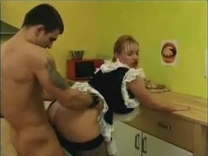 Gina Vice  french maid