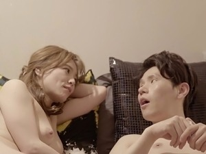 Making love with Korean colleague