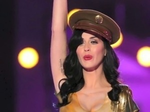 Katy Perry Uncovered!