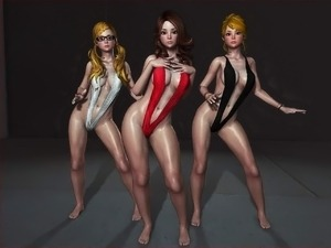 Dance Video Vol 2 3D