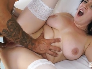 CastingAllaItaliana - Italian babe gets anal in hot casting