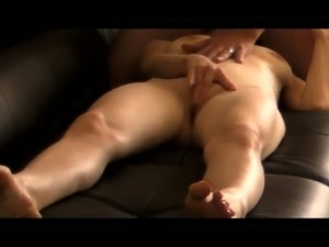 real wife orgasm