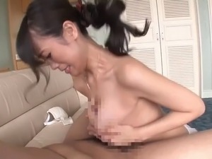 Asami has only one desire and that's to have her mouth filled with cum