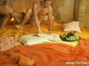 Stunning Turkish Massage Babe