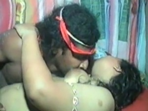 Fat Indian whore gets her juicy pussy licked and fucked