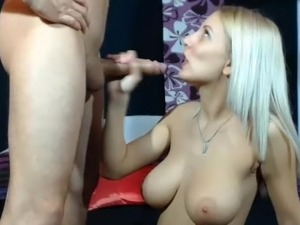 Perfect Amateur Blonde Gets Fucked