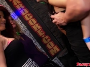 Real partying euro amateur being fucked