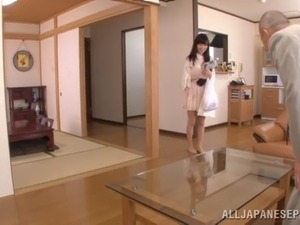 Japanese milf Tomoko Yanagi gets her pussy fingered and fucked