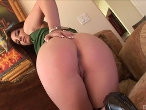 Delicious Latina fucking hardcore in a doggystyle with a black dude