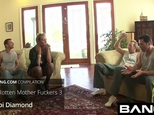 BANG.com: Dirty Rotten Mother Fuckers