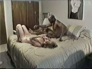 Hot and handsome black man helps me fuck my hot white wife