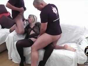 UK Bareback Gangbang Sluts Casting Couch: Roxy Rideher