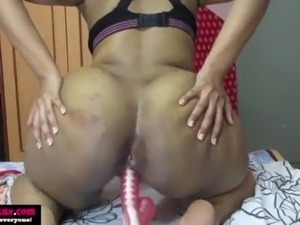 South Indian Rides Dildo
