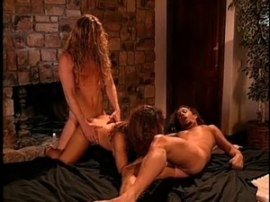 Alluring Anna Malle joins a hot couple for a great dirty game