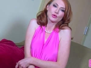 Kendra Seduces You into Going All the Way Gay for Her