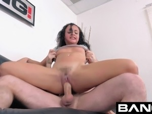 BANG Casting:Holly Hendrix Dirty Fucking Slut