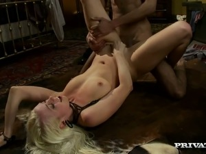 Hardcore sex with a kinky siren India Summer