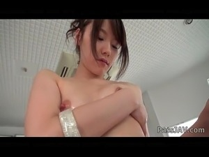 Yui&nbsp_Uehara loves teasing eroticaly in the office