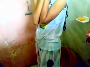 Cute Indian playful lady was ready for some intercourse in the shower
