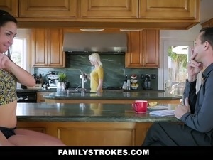 FamilyStrokes-Mom Caught Me Fucking Her Husband