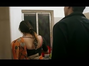 Hot Cut Scene  of Bangla Short Flim SALESMAN