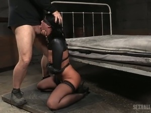 London River enjoys being humiliated and treated like a cheap whore