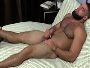 Free gay public older younger porn Ricky Larkin Shoots His Load As I