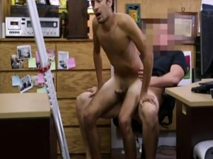 anal movie and dick sucking bit gay Dude wails like a lady!
