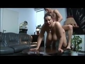 Fat mature natural big boobs fucks her neighbor