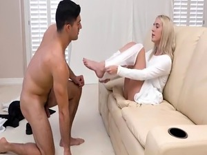 Teen bride and black white man hd Brother Rey has a dirty little secre