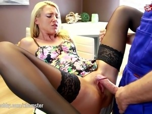 My Dirty Hobby - Fat dick in Daynia's tight pussy