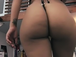 Huge Ass Huge Tits Latina Waiting For Your Cock. Shaved Came