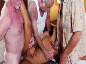 Old man young female xxx Nikki dropped down on her knees and gave 2 of