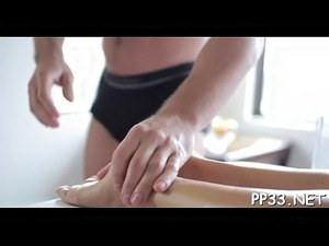 Delightsome and hot massage