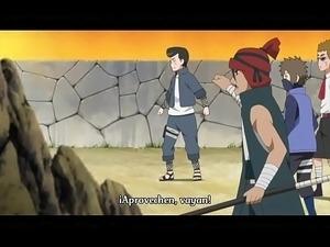 Boruto Naruto next generations cap 4 sub espa&ntilde_ol