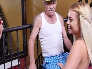 Czech casting anal woodman Age ain't nothing but a number!