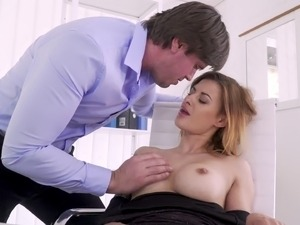 Billie Star and Katy Rose are in need of a threesome game