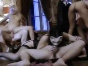 orgy group sex