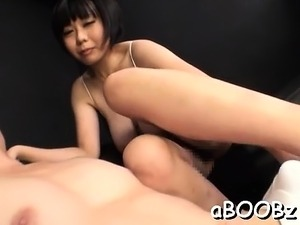 Shower sex with a big breasts wife in astonishing asian xxx