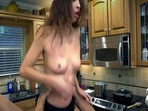 Extreme gagging threesome hd and brazilian fart domination Jade goes a