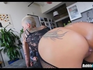 Huge Tatted up Ass