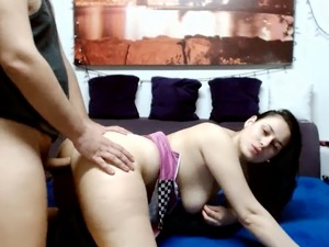 Cambodian Babe Gets Her Snatch Fuck By Her BF