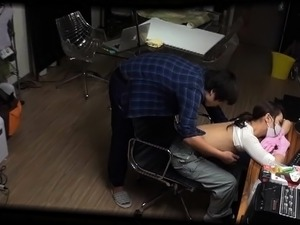 Delightful Japanese babes getting banged hard by horny guys